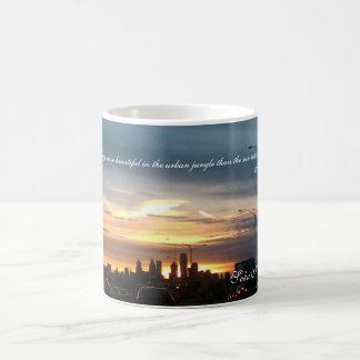 Philadelphia Sunset Coffee Mug