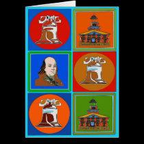 Philadelphia Symbols cards