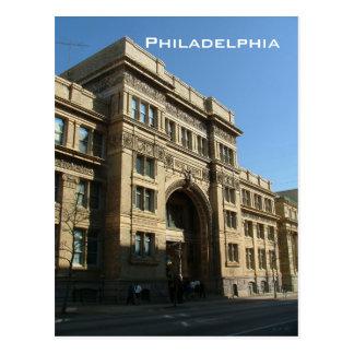 Philadelphia Tarjetas Postales