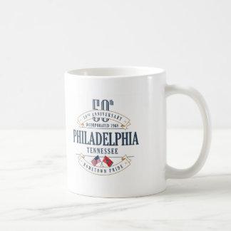 Philadelphia, Tennessee 50th Anniversary Mug