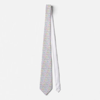 Philadelphia Text Design II Tie