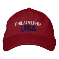 Philadelphia USA Cap