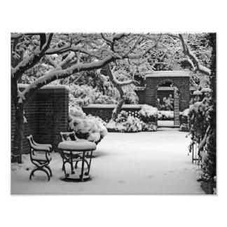 Philadelphia Winter Garden Photo Print