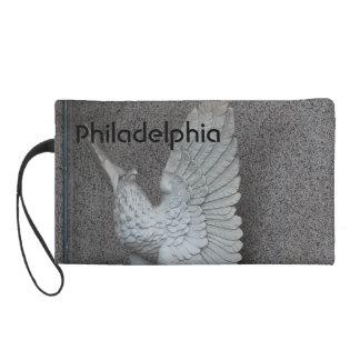 Philadelphia Wristlet Clutch