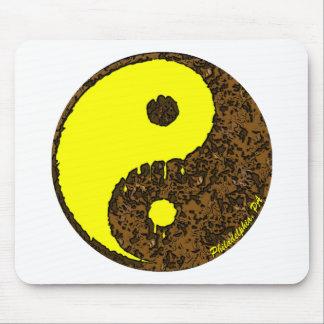 Philadelphia Yin Yang Cheesteak Special Mouse Pad