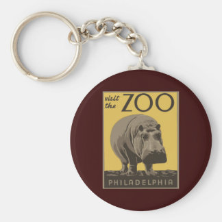 Philadelphia Zoo Key Chains