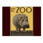 Philadelphia Zoo Post Cards