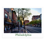 Philadephia, PA Post Card