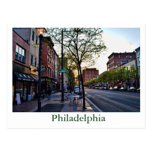 Philadephia, PA Postal