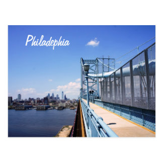 Philadephia PA Postcard