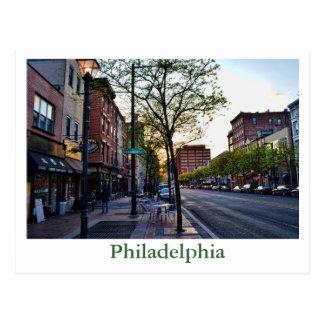 Philadephia, PA Postcard
