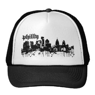 philadephia put on for your city collection trucker hat