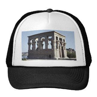 Philae, Aswan, upper Egypt Desert Mesh Hats