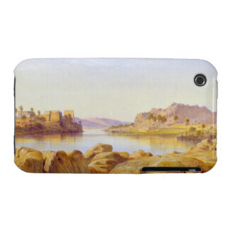 Philae, Egypt, 1863 (oil on canvas) iPhone 3 Cover