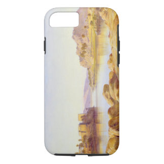 Philae, Egypt, 1863 (oil on canvas) iPhone 7 Case