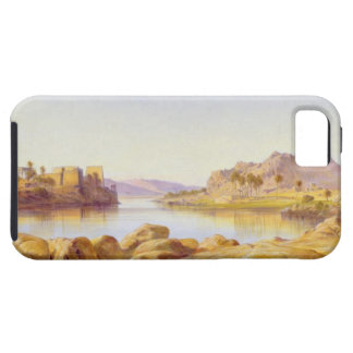Philae, Egypt, 1863 (oil on canvas) iPhone SE/5/5s Case