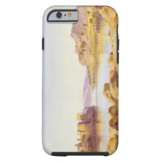 Philae, Egypt, 1863 (oil on canvas) Tough iPhone 6 Case