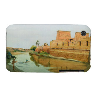 Philae on the Nile, 1894 iPhone 3 Case