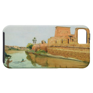 Philae on the Nile, 1894 iPhone SE/5/5s Case