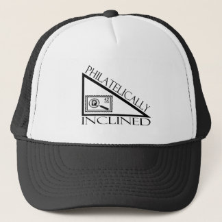Philatelically Inclined Trucker Hat