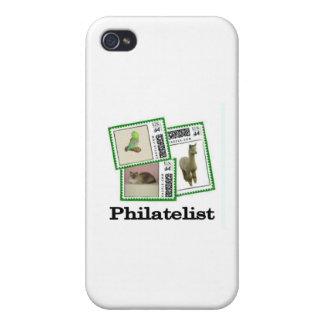 Philatelist 3 iPhone 4/4S cover