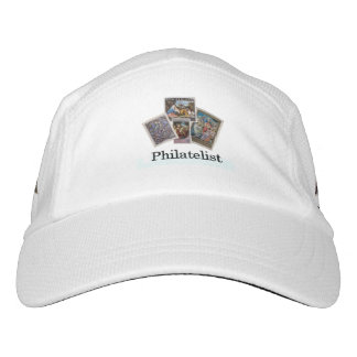 Philatelist Headsweats Hat