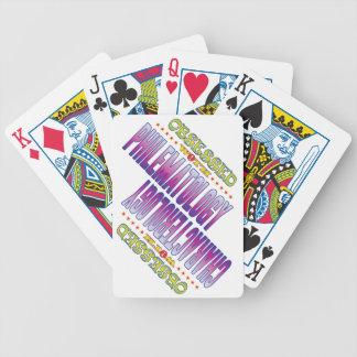 Philematology 2 obsesionado baraja de cartas