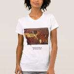 Philemon And Baucis By Elsheimer Adam Tee Shirt