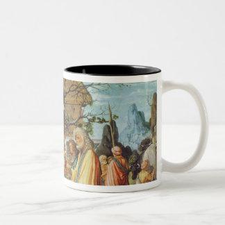 Philemon and Baucis, c.1500 Coffee Mugs