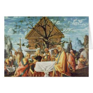 Philemon and Baucis, c.1500 Greeting Cards