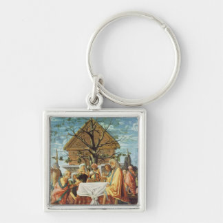 Philemon and Baucis, c.1500 Keychain