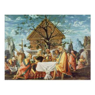 Philemon and Baucis, c.1500 Postcards