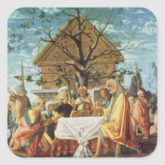 Philemon and Baucis, c.1500 Sticker