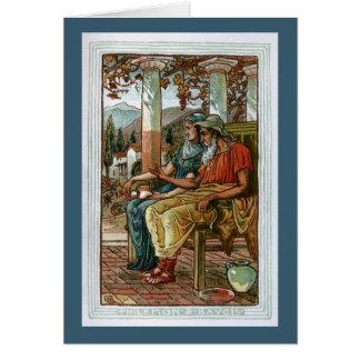Philemon & Baucis Card