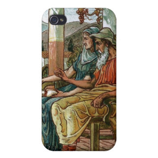 Philemon & Baucis iPhone 4 Cases