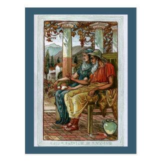 Philemon & Baucis Post Card