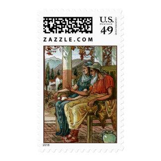 Philemon & Baucis Postage