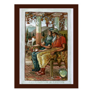 Philemon & Baucis Postcard