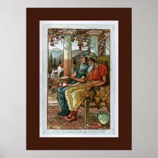 Philemon Baucis Poster