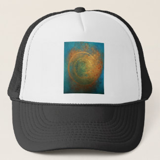 """Philip Bowman - """"Blue And gold """" Trucker Hat"""
