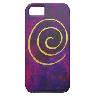 Philip Bowman Infinity Deep Purple Decorative Art iPhone SE/5/5s Case