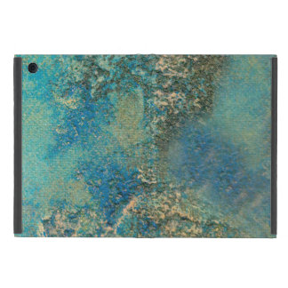 Philip Bowman Ocean Blue And Gold Abstract Art Case For iPad Mini