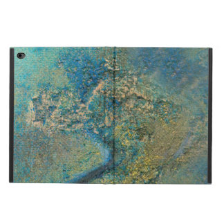 Philip Bowman Ocean Blue And Gold Abstract Art Powis iPad Air 2 Case