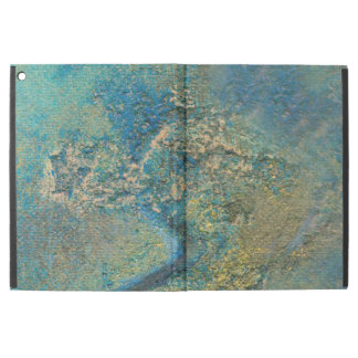 Philip Bowman Ocean Blue And Gold iPad Pro Case