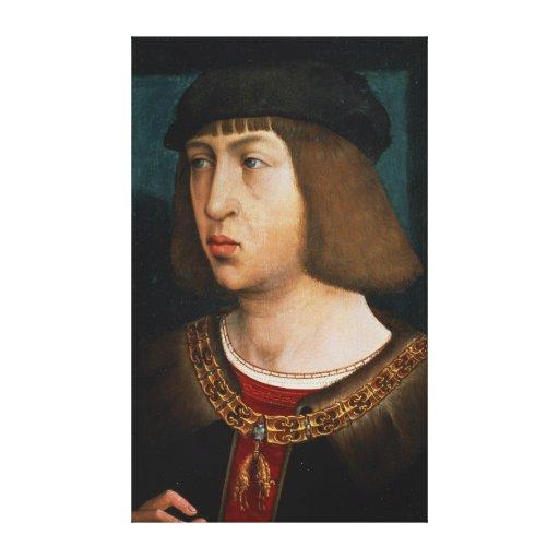 Philip I de España Impresiones De Lienzo