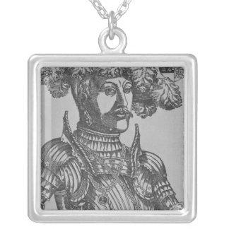 Philip I, landgrave de Hesse Colgante Cuadrado