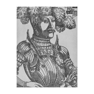 Philip I, landgrave de Hesse Impresión En Lienzo