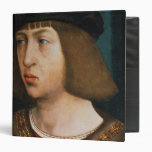 Philip I of Spain 3 Ring Binders