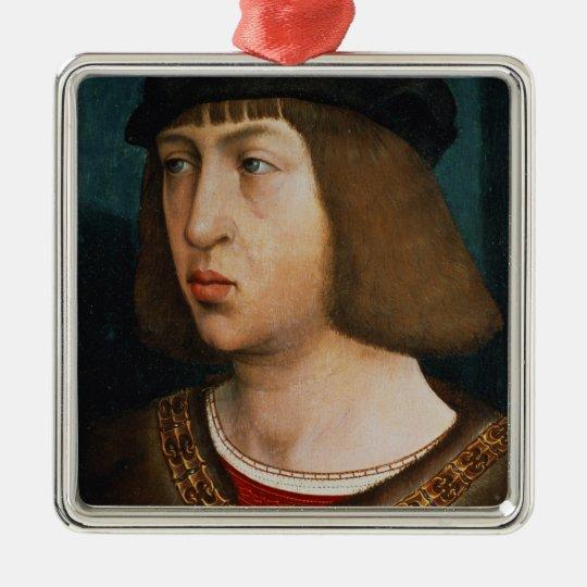 Philip I of Spain Metal Ornament