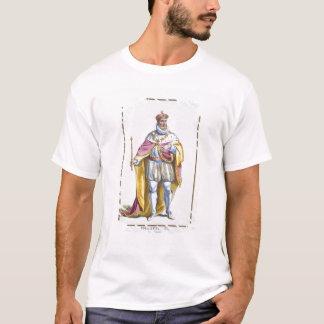 Philip II (1527-98) King of Spain from 'Receuil de T-Shirt